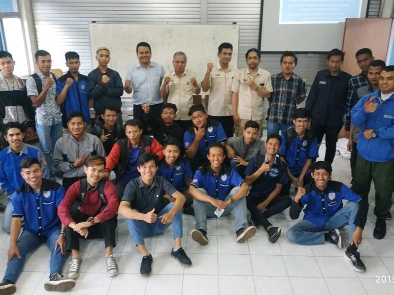 Forum Komunikasi (FORKOM) Dosen dan Mahasiswa Teknik Mesin 2019