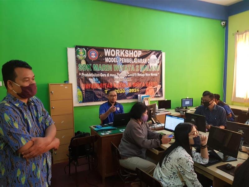 PkM Google Classroom Guru SD
