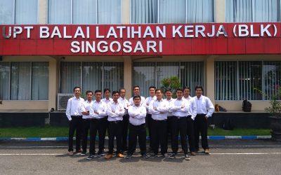 Pelatihan Networking System di UPT Balai Latihan Kerja